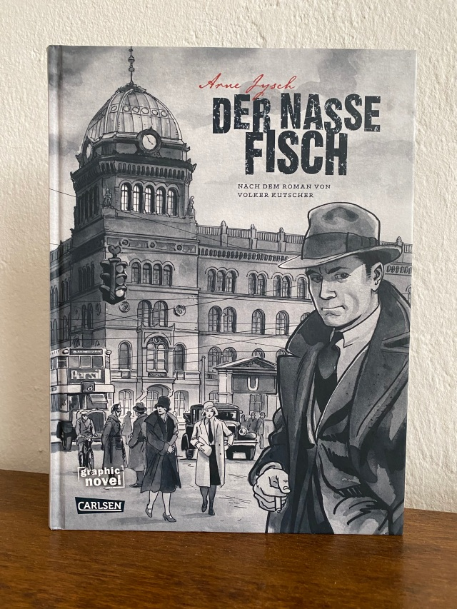 Graphic Novel: Der nasse Fisch | Foto: nw2020
