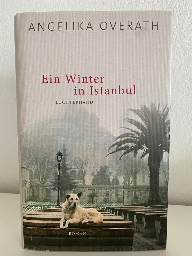 Angelika Overath, Ein Witer in Istanbul | Foto: nw2020 #roman