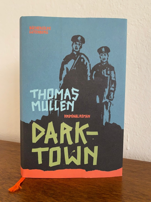 Thomas Mullen, Darktown | Foto: nw2020