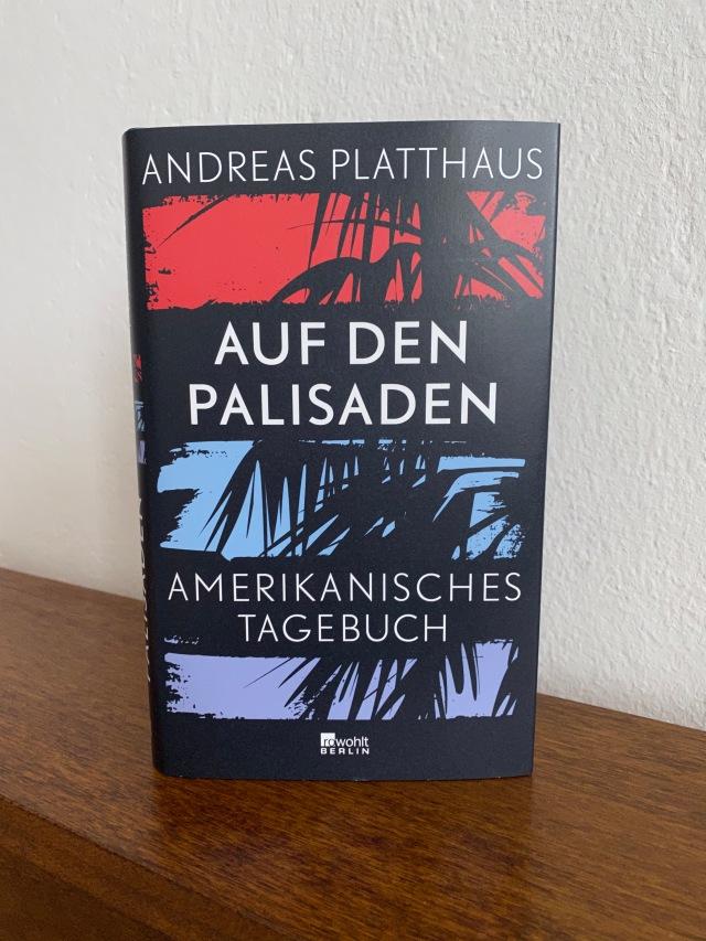 Andreas Platthaus, Auf den Palisaden | Foto nw2020