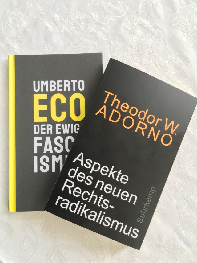 Eco und Adorno | Foto: nw2020