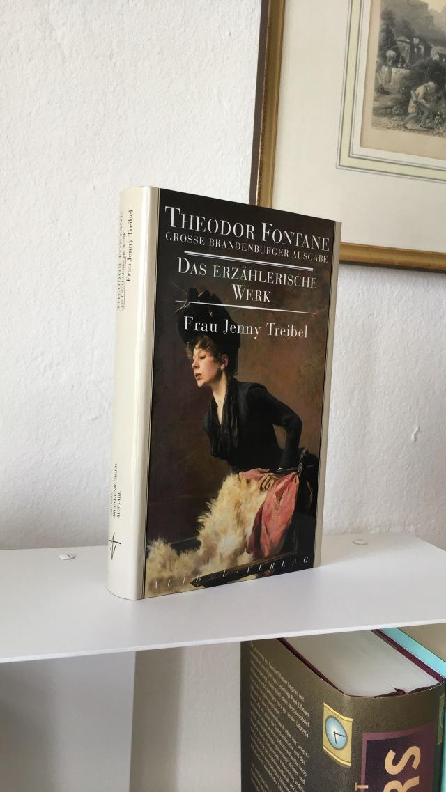 Theodor Fontane, Frau Jenny Treibel | Foto: nw2020