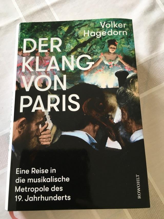 Volker Hagedorn, Der Klang von Paris | Foto: nw2020